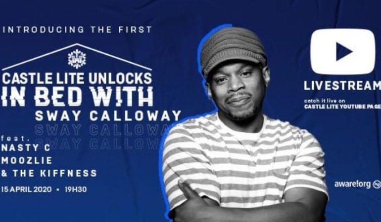 Castle Lite Premieres First Episode of 'Castle Lite Unlocks in Bed With'