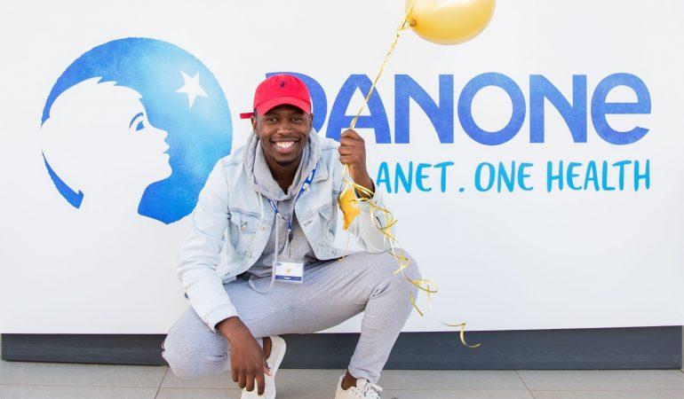 Masonwabe Ntloko Takes Over Yogi Sip Youth Month Packaging
