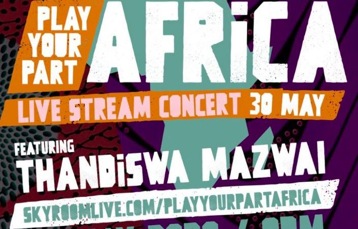 Play Your Part Africa Live Stream Concert Set to Take Place Featuring Thandiswa Mazwai to Close Off #AfricaMonth