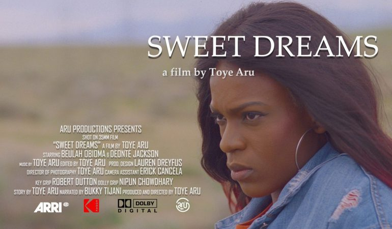 Sweet Dreams: A Short Film by Toye Aru About Love & Pain