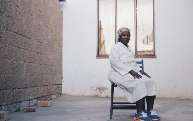 Not Your Average Sole: Irvin Khumalo Photographs Gogo's Wearing Cool Sneakers