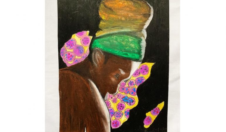 Reflecting on SA's Refugee Policy: An Art Series by Zimbali Mncube
