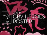 10and5 Wraps Up CWM Illustration Portrait Series & Launches GBV Heroes Poster