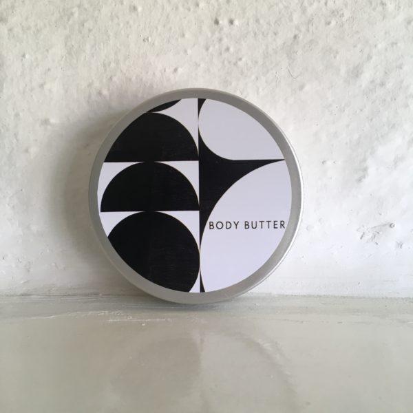 Patchouli Mint & Orange Body Butter