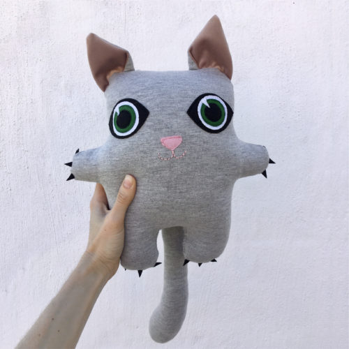 Kitty Plush Toy