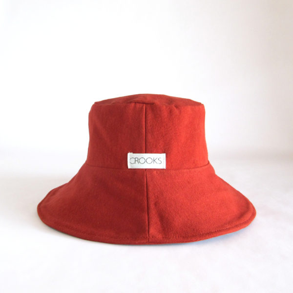 Sun Hat Rooibos - front