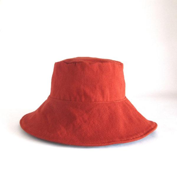Sun Hat Rooibos - Back