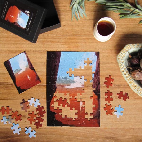 Fallen Star Puzzle