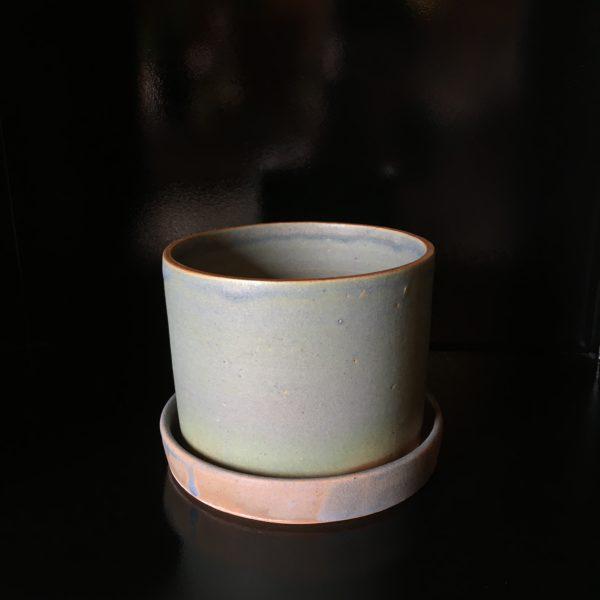 Ceramic Planter | Sea Foam