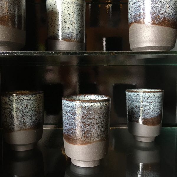 Coffee Tumbler | Speckled Glaze