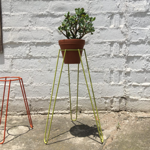 Plant Stand Tall Chartreuse