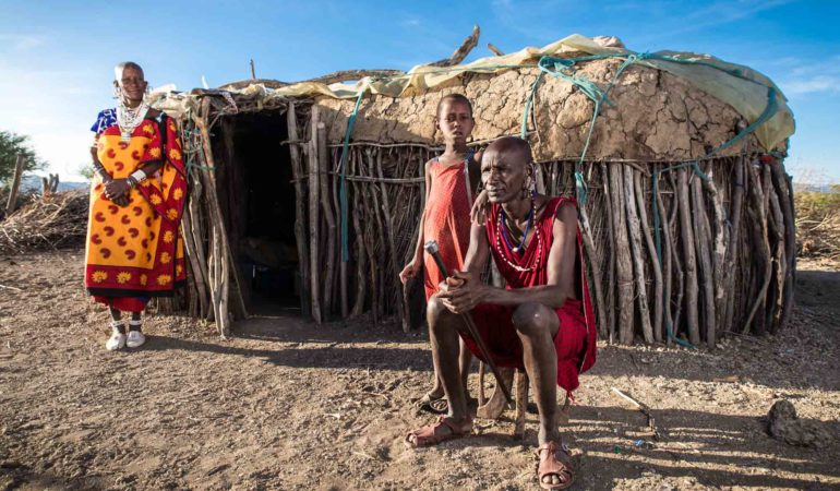 Massai People by Rich Allela