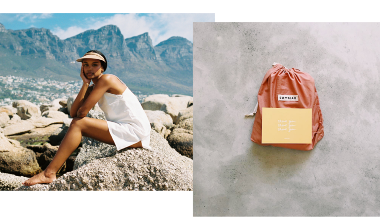SUMMAH: The Textile and Accessories Brand Reviving Traditional Craftsmanship