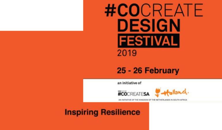 #cocreateDESIGN FESTIVAL 2019 – Inspiring Resilience