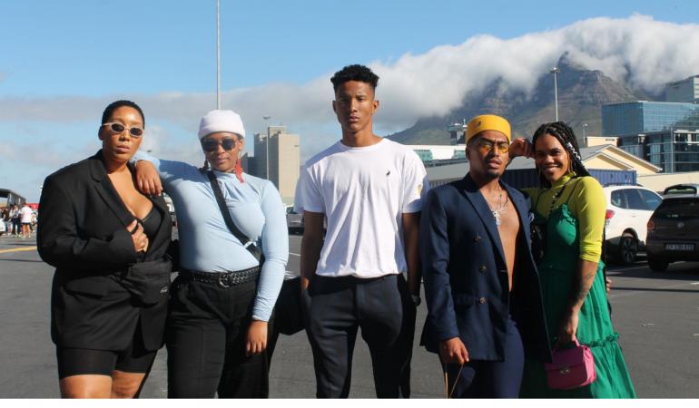 SA Menswear Week A/W 2019 Street Style